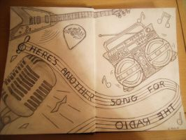 McFly Related Work for College by KatherineLunt93