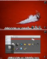 My Desktop Screenshots by Ionuz