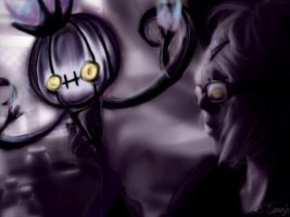 Right..Chandelure? by Len-kyun