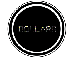 Dollars' Logo Vector by XxKaiserxX
