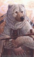 Bear of Peace by Goldenwolf
