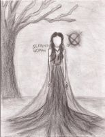 Slender Woman by lizzylovesbooks