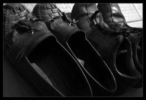 Black shoes by ulose2piranha