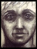 Charcoal practice1 by Scalpedfish