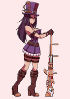Caitlyn by calponpon