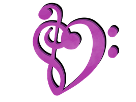 Music heart by banned125