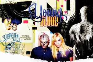 Rick Genest and Andrej Pejic by mia47