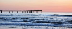 Sunset Pier by thelrpix