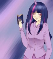 Twilight Sparkle by xXKefirXx
