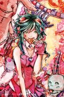 Gumi (Candy Candy in a different way) by Escria