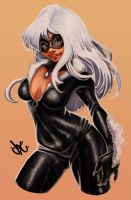 Black Cat by ShannonDenise