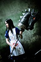Alice: Madness Returns by lissabonbon
