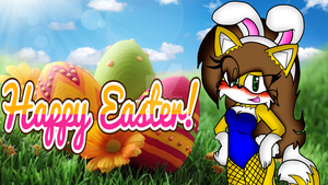 Happy Easter 2015~!!! by Jigglyking20