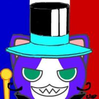 Dorapin the Mysterious Thief - Cat Icon by littlegirlinsmalwrld