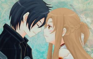 SAO: Knight and Dame by prongsie
