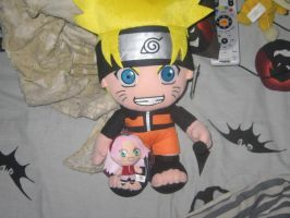 ITS NARUTO and SUAUH by Finny-KunGoddess