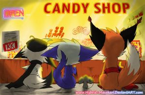 Candy Shop by Mahsira