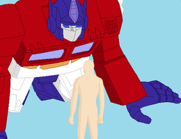 Transformers Base 3 by amayawindninja