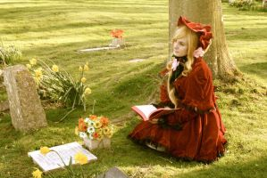 The Fifth Rozen Maiden by missy2laina