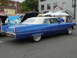 1970 Cadillac Coupe De Ville Convertible II by Brooklyn47