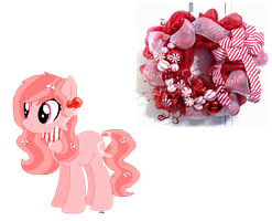 Mystery Christmas reef Pony (CLOSED and REVEALED) by JordanoXx