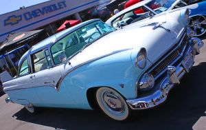 1955 Ford by StallionDesigns