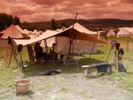 Medieval Market 2012 5 by Dragoroth-stock