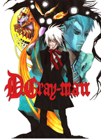 D.Gray-Man by Ashaisha