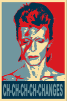 Vote David Bowie by The2ndD