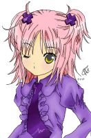 Amu from Shugo Chara by purplecupcakefrost