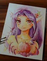 Blackthorn Morgana by Lighane