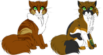 Cat Adopts 2 -Open- by LadyLirriea
