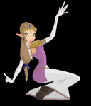 Request: Princess Zelda Winx Style by Marie1199