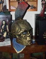 Morrowind Ordinator mask. by JEMdark