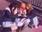 Kyoukai no Kanata - Making... a heart? by CherryMemories