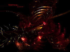 Vertical c4d by jyme