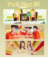 Pack sign #3 [Only Qri] by Shawolki