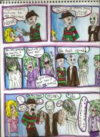Clash of the villians by audreyboo222