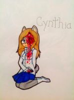 Cythia withers by evil-vivianne