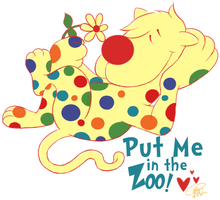 Put me in the Zoo by Tesvp