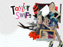Taylor Swift by revallsay