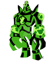 Biomnitrix Fusion: Atomigrade by insanedude24