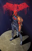 Redhood commission by juan7fernandez