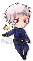 Chibi Series - Prussia by say0ran