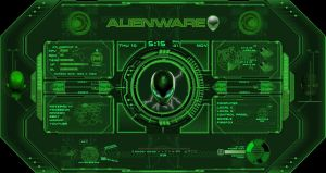Alien Green-Its Alive 1.2 by shepstooge