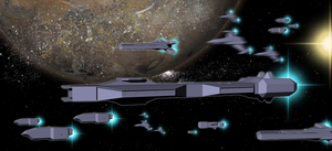 2AW Battle of Manai: System Advance by EmperorMyric
