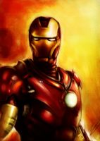 ::Iron-Man:: by shimmyshammy