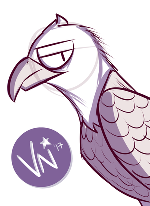 Request #7 - An Eagle by Vladinym