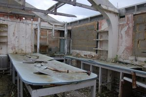 Zombie Apocalypse, Derelict building 1 by PanicProductionsFilm