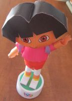 Dora the Explorer by aim11